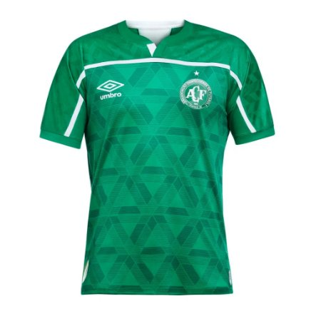 Camisa Chapecoense I 2020/21 - Masculina