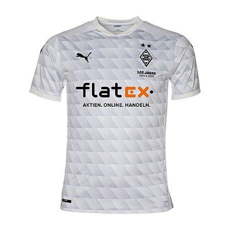 Camisa Borussia M'gladbach I 2020/21 – Masculina