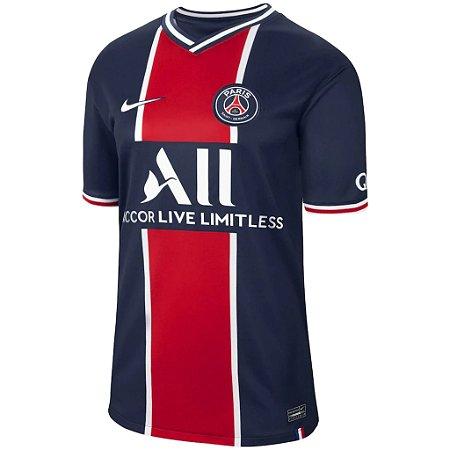 Camisa PSG I 2020/21 - Masculina