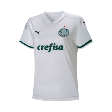 Camisa Palmeiras II 2020/21 - Feminina