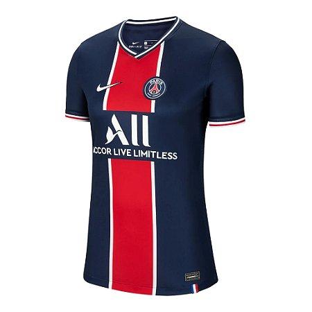 Camisa PSG I 2020/21 - Feminina