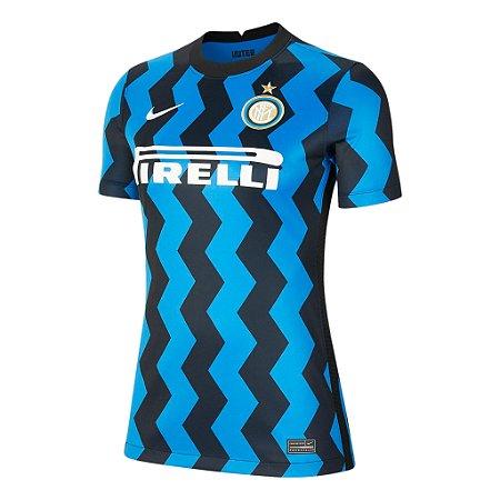 Camisa Inter de Milão I 2020/21 - Feminina