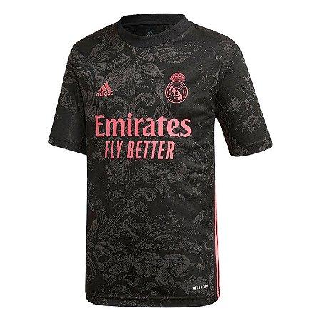 Camisa Real Madrid III 2020/21 – Masculina