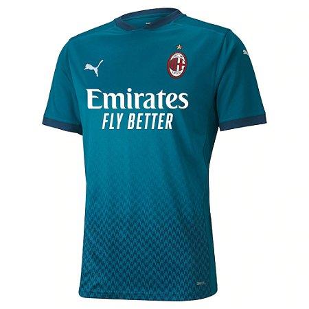 Camisa Milan III 2020/21 – Masculina