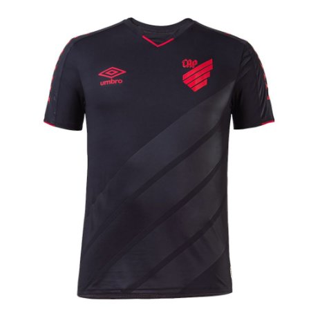 Camisa Athlético-PR Black Edition 2020/21 - Masculina