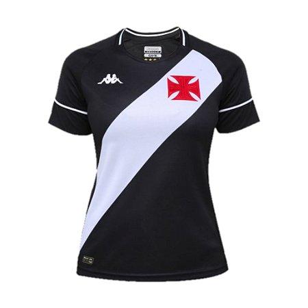 Camisa Vasco I 2020/21 - Feminina