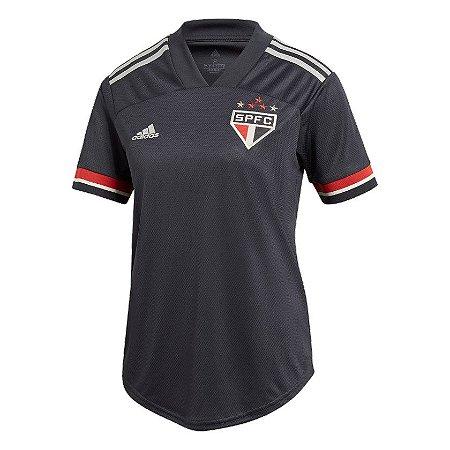 Camisa São Paulo III 2020/21 - Feminina