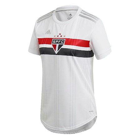 Camisa São Paulo I 2020/21 - Feminina