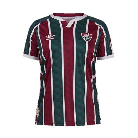 Camisa Fluminense I 2020/21 - Feminina