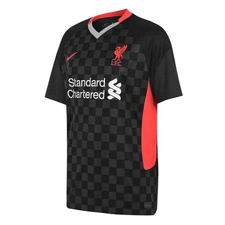 Camisa Liverpool III 2020/21 – Masculina