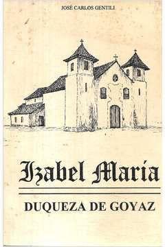 Izabel Maria, Duqueza de Goyaz