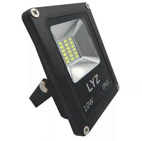 REFLETOR LED LYZ 10W IP65