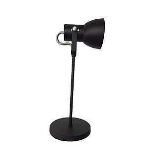 Luminária de Mesa Abajur Preto LM110-PT