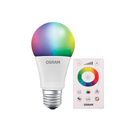 Lampada de Led 7,5W RGB Osram