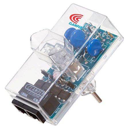 DPS Ethernet Telefone/Energia Clamper 10746