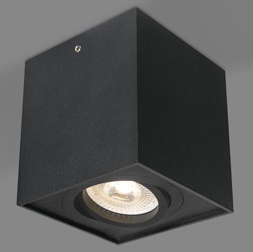 Módulo de Sobrepor para PAR20 Preta Opus HM38971