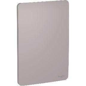 Placa cega 4x2 Axis Grey Schneider Orion S730100224