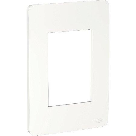 Placa 4x2 3 Postos Branco Schneider Orion S730103004