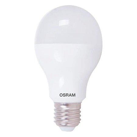 Lâmpada de Led Bulbo 12W Luz Branca Bivolt Osram