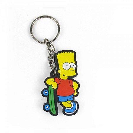 Chaveiro Simpsons Bart