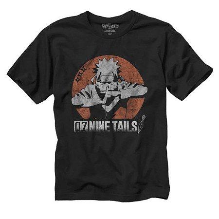 Camiseta Naruto Shippuden Ninetails