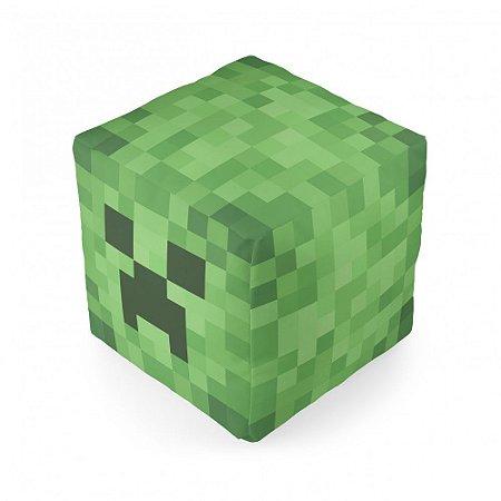 Almofada Cubo Creeper
