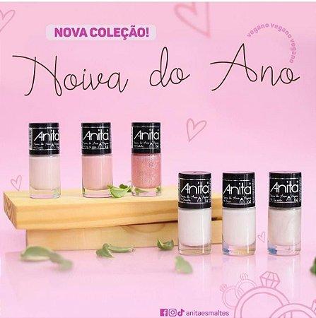 COLEÇÃO ANITA NOIVA DO ANO - 6 CORES