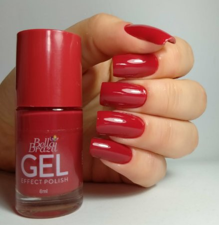 Bella Brazil gel 9ml - Cor FORRÓ