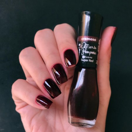Maria pomposa 5 free 8ml Cor - Super red
