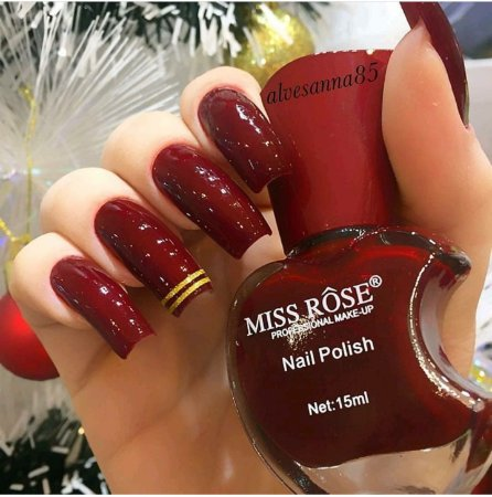 Miss Rôse Cremoso 13ml - Cor 75