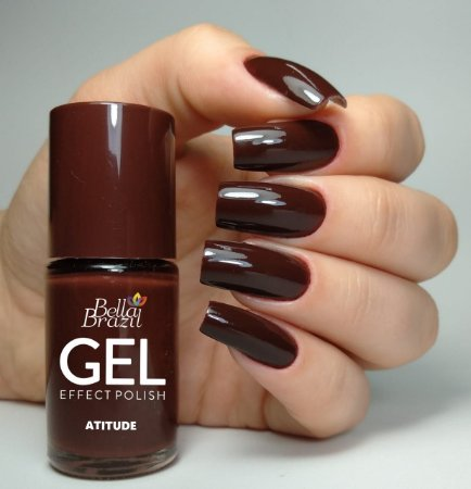 Bella Brazil gel 9ml - Cor ATITUDE