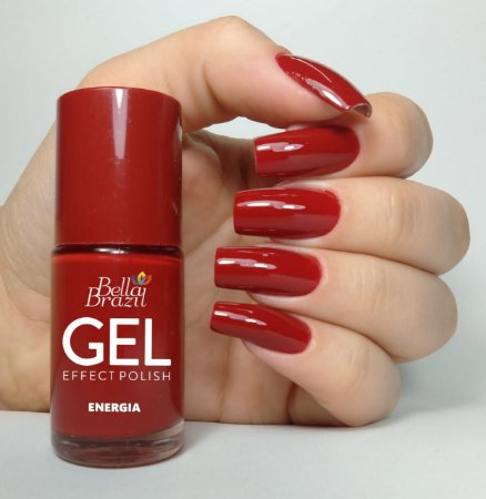 Bella Brazil gel 9ml - Cor ENERGIA