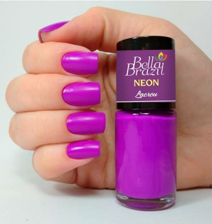 Bella Brazil gel 9ml - Cor LACROU