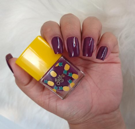 LATIKA 9ML COR -PINA PURPLE