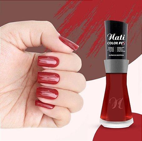 Nati Color Fix 8ml - Cor QUIMICA GOSTOSA