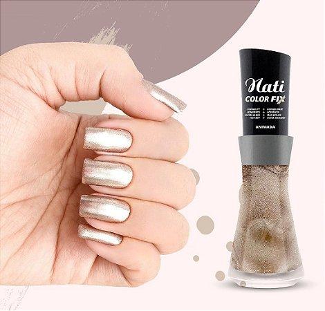 Nati Color Fix 8ml - Cor ANIMADA