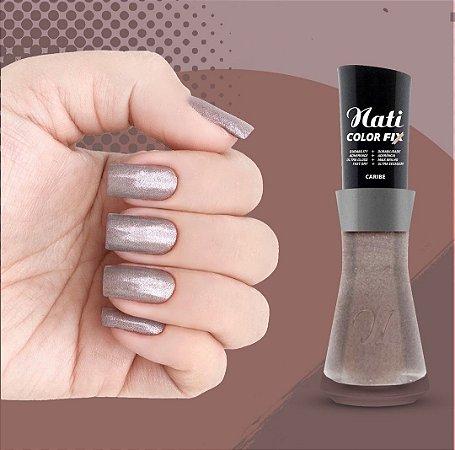 Nati Color Fix 8ml - Cor CARIBE