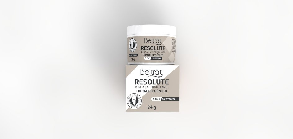 GEL RESOLUTE RENDA BELTRAT - 24G