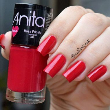 ANITA 10ml COR - ROSA FUCSIA
