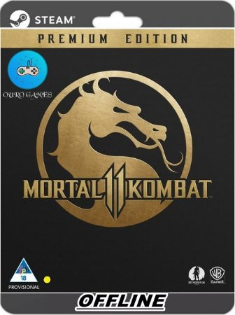 Mortal Kombat 11 Premium Edition Steam