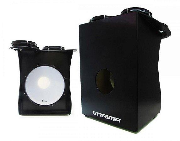 Drum Box Enrima Extreme Bass cajon 16 Black