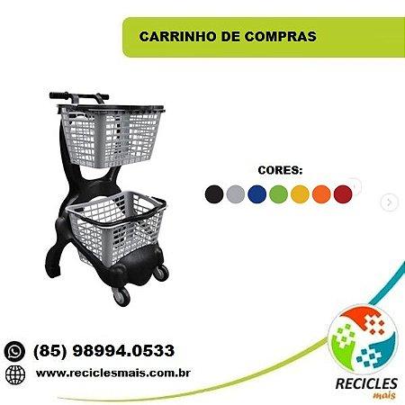 CARRINHO DE COMPRAS 25L - SUPER 25