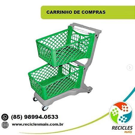 CARRINHO DE COMPRAS 120L - SUPER 120