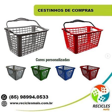 CESTINHOS DE COMPRAS 12,5L