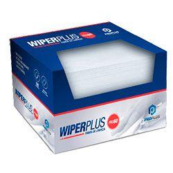 Pano Multiuso Caixa Wiper Pro 60 Branco 28cm x 35 cm - Proplus