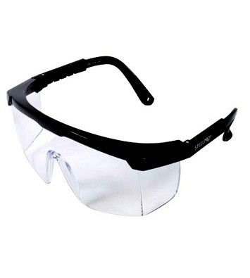 Oculos de protecao incolor - SSPlus