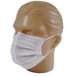 Mascara descartavel dupla com elastico pct c/ 100 - Talge
