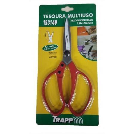 TESOURA MULTIUSO TS3149 TRAPP