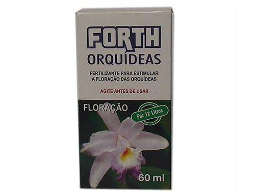 Fertilizante Líquido Concentrado Forth Para Orquídeas