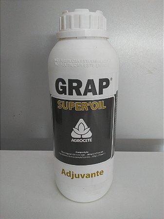 Óleo Vegetal Adjuvante Grap Super'oil 1 Litro